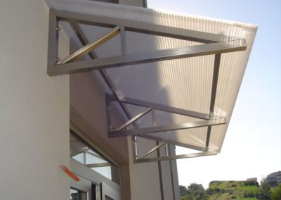stainless canopy 2